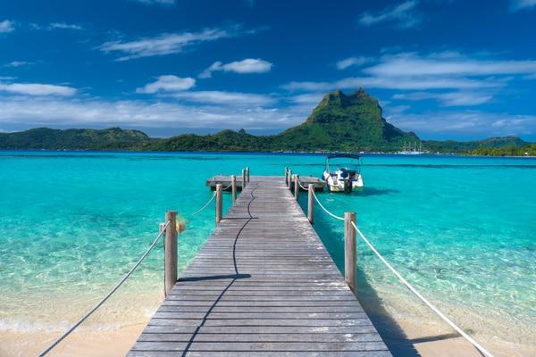 Islote Motu Tapu, Bora Bora