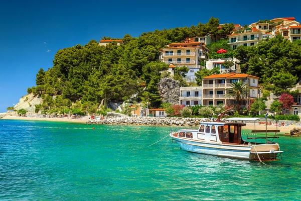 Punta Rata, Croacia