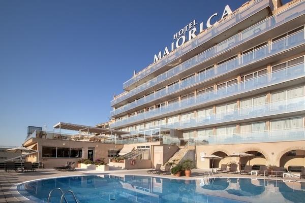 Hotel Catalonia Majorica, Palma de Mallorca