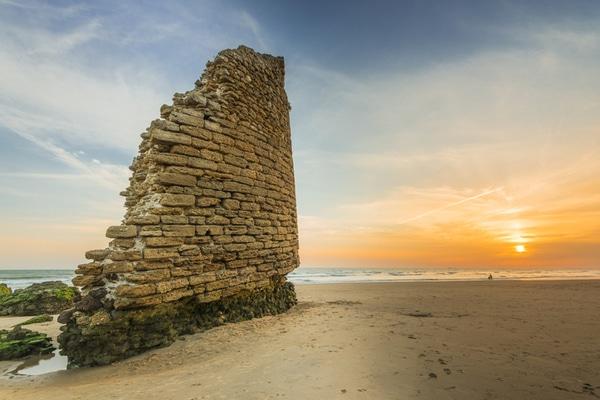 Playa Torre del Loro, Huelva
