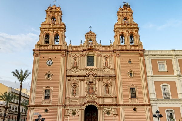 Fachada Catedral de Huelva