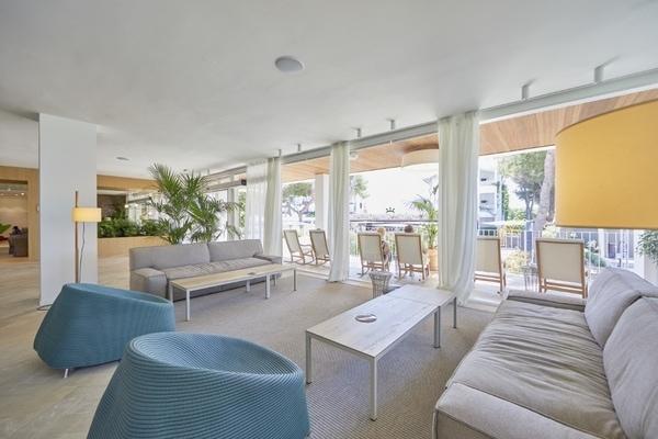 Hotel Prinsotel la Caleta en Menorca