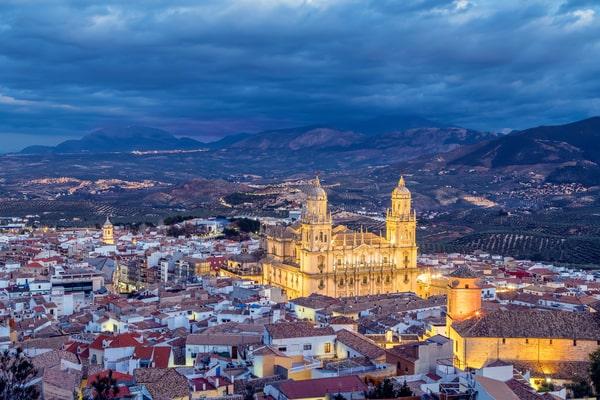 Panorámica Jaén