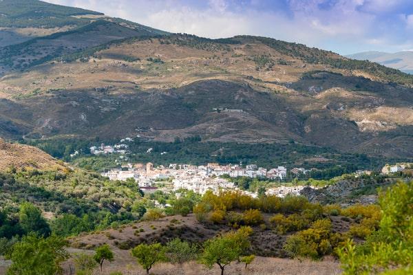 Cadiar Granada