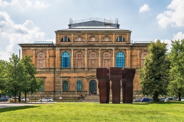 Kunstareal, Múnich