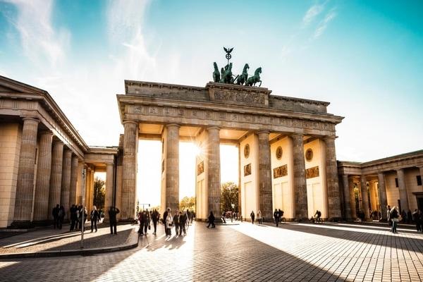 Puerta de Brandemburgo Berlín