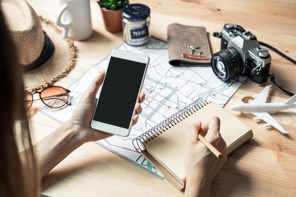 Las mejores aplicaciones para viajar