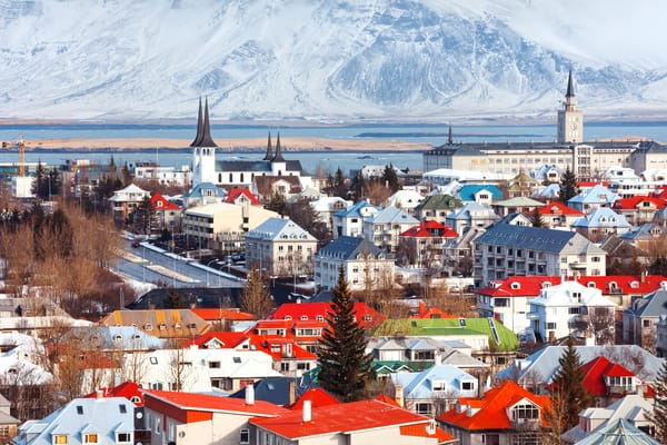 Reykjavík Islandia
