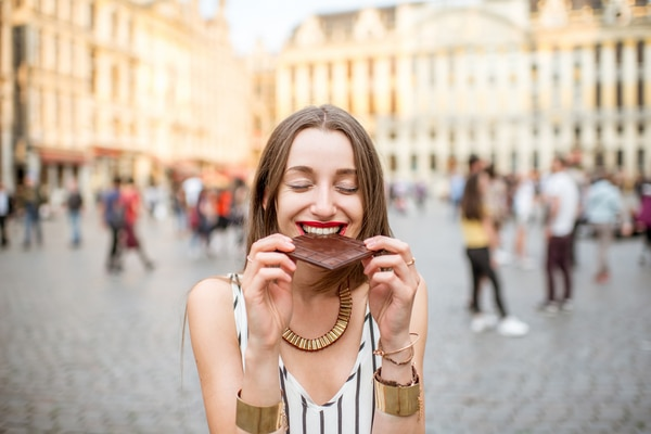 El mejor chocolate belga