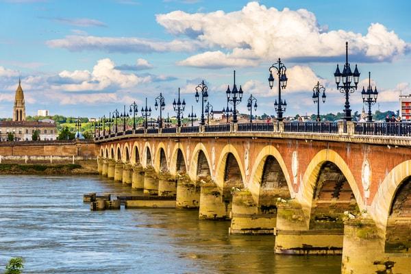 Pont de Pierre Burdeos