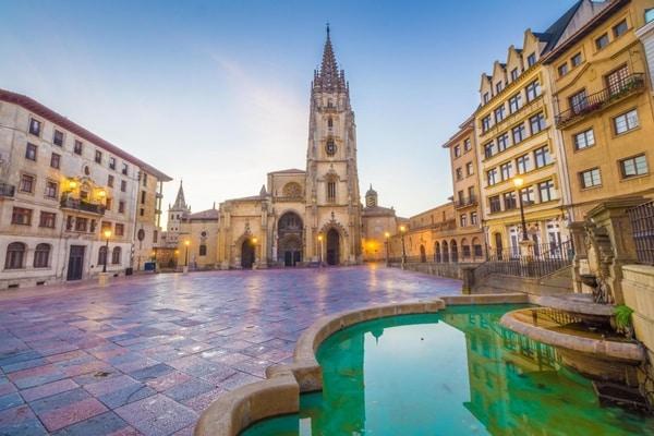 Dónde comer en Oviedo