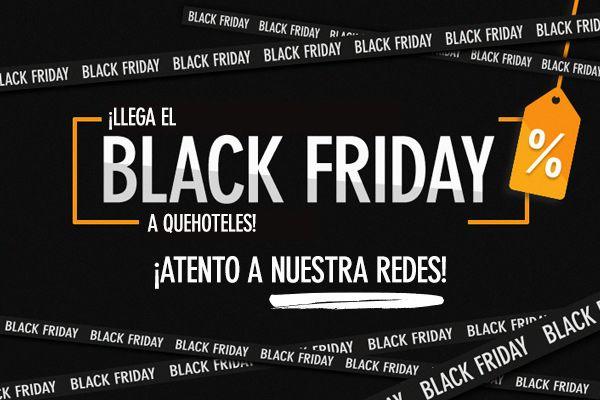 Black Friday Quehoteles 2020