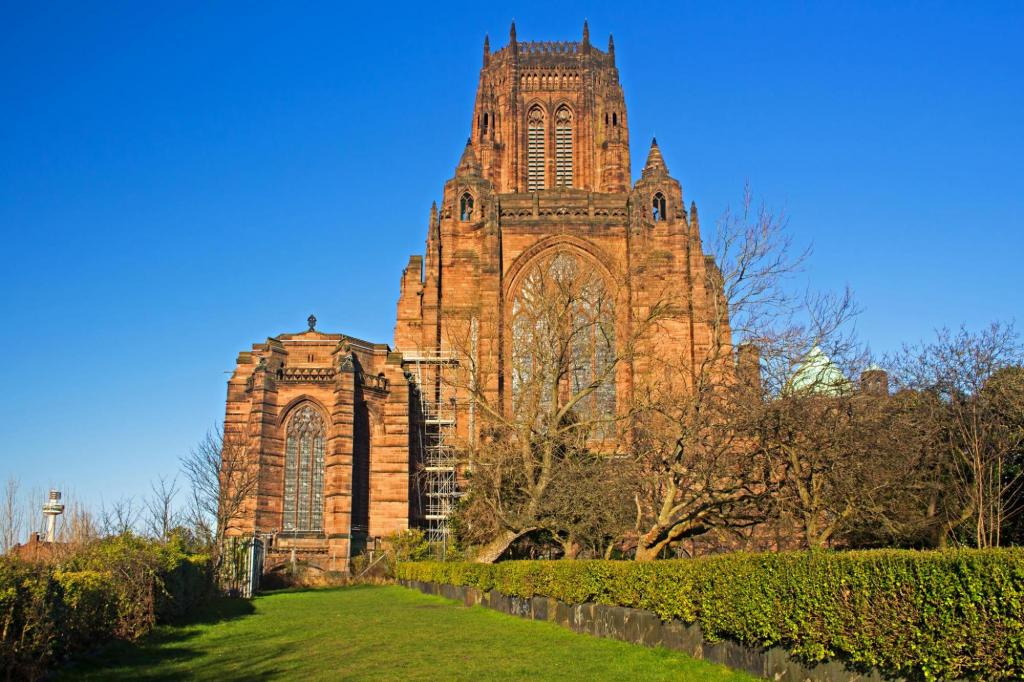 Catedral anglicana Liverpool