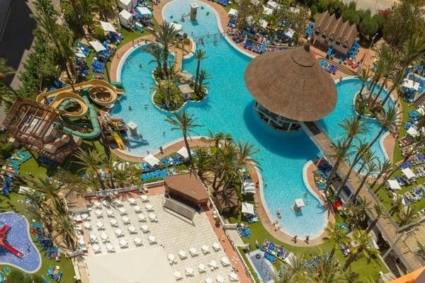 Magic Tropical Splash- Hoteles con toboganes en Benidorm