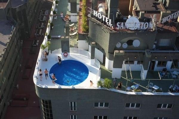 Los mejores hoteles de Granada: Ohtels San Antón