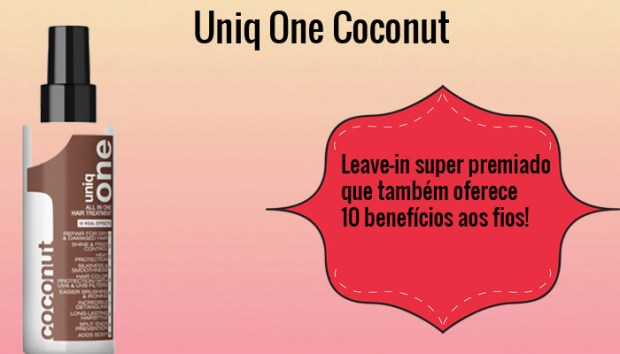 Revlon Uniq One Coconut Leave-in 150ml