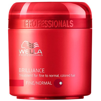 Wella Brilliance Máscara