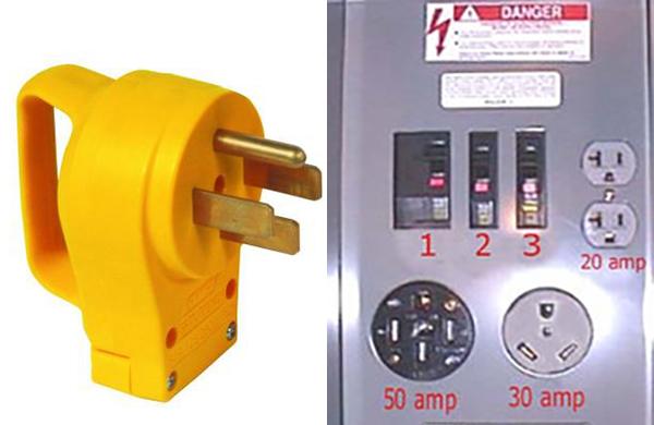 30 amp rv plug female end wiring diagram  3 phase air