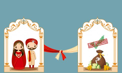 Apply Online for Wedding Loan in India