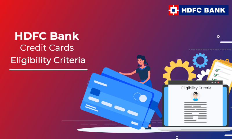 hdfc bank credit card eligibility