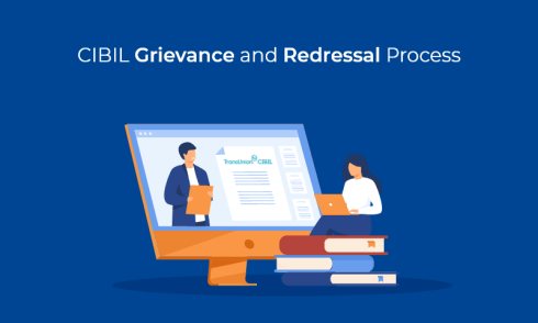 CIBIL Grievance and Redressal Process