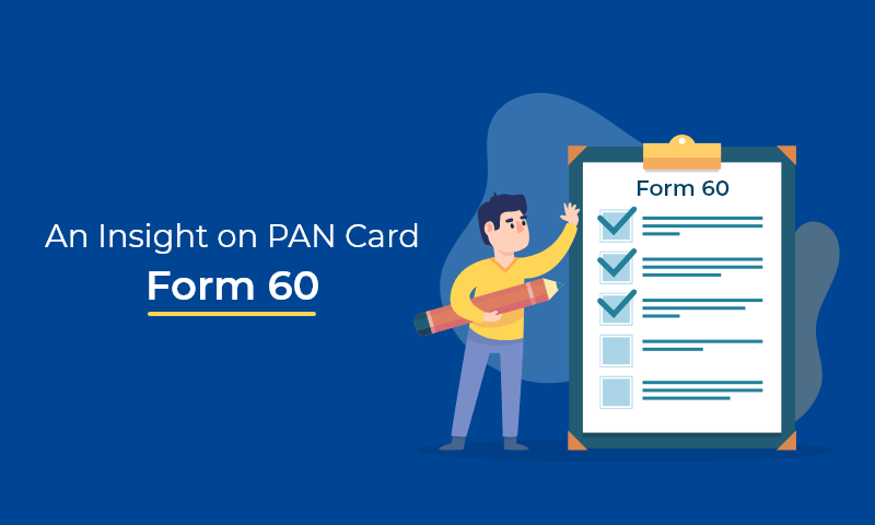What is Form 60
