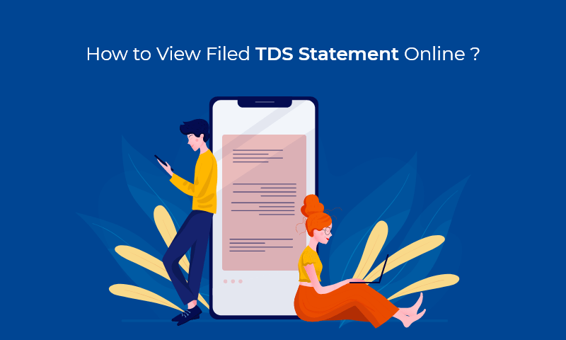View Filled TDS Online