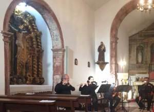 Concert in Igreja Matriz São Marcos da Serra