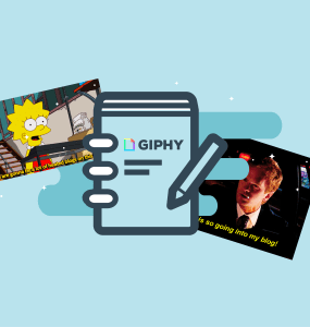 Using GIFs and memes in marketing