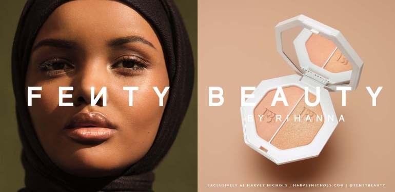 Fenty Beauty Campaign