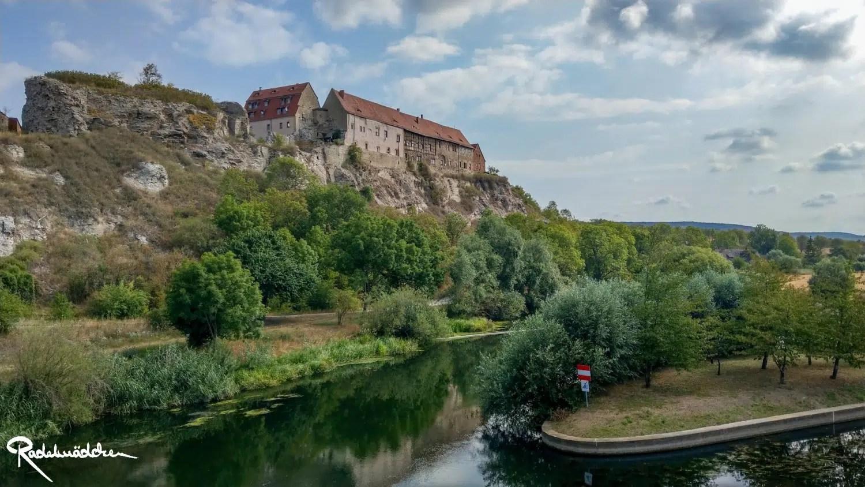 Unstrutradweg_Burg Wendelstein