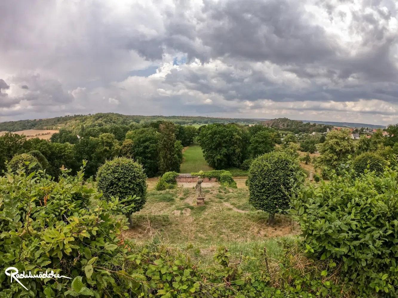 Unstrutradweg_Burgscheidungen Barockpark