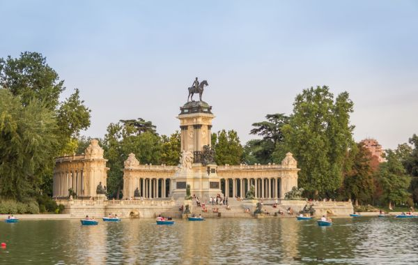 Reasons Visit Buen Retiro Park Madrid - Radisson
