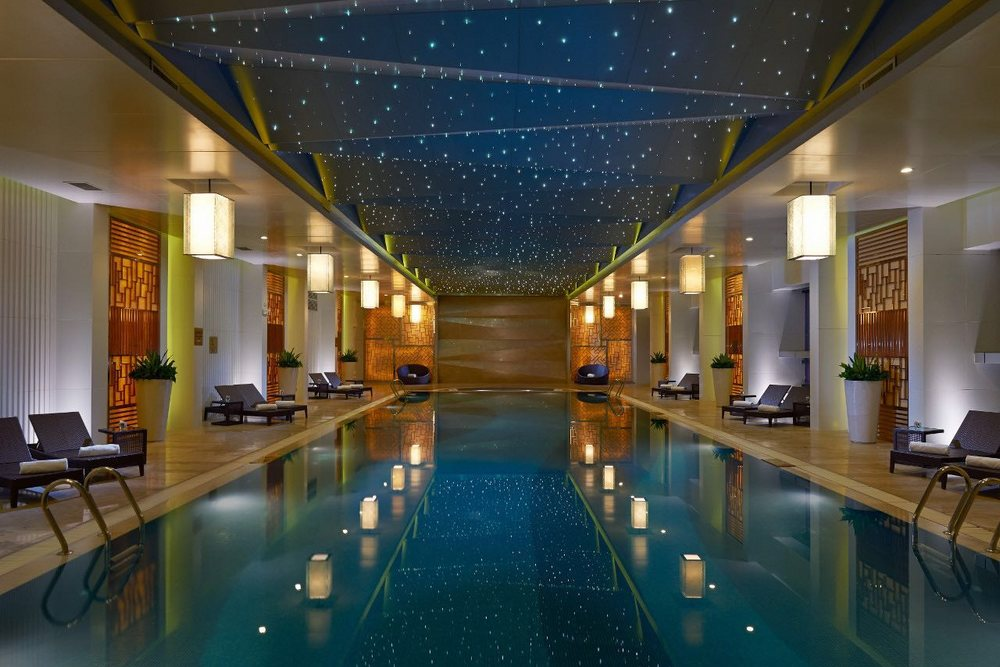 7 Indoor Swimming Pools That Will Inspire You To Travel