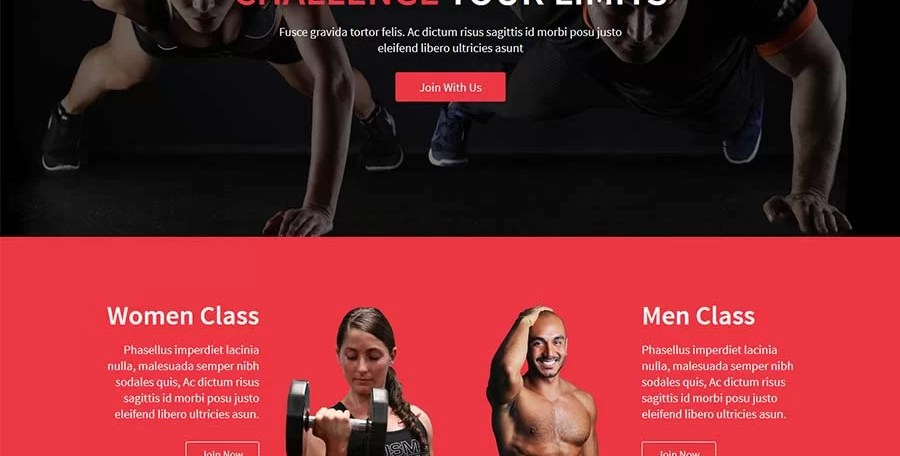 Added New Theme : athlete