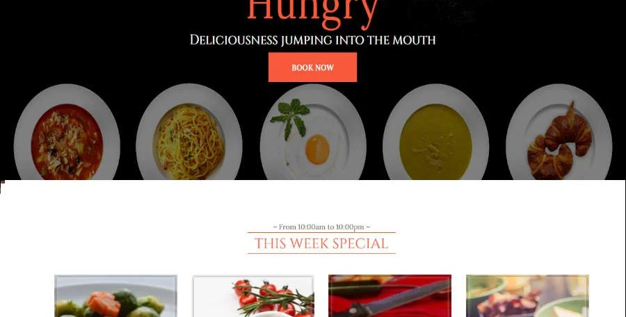 Added New Theme : Hungry