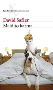 Maldito karma. David Safier
