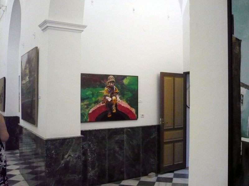 Perú, una mirada en Coín (Málaga) hasta el 10 de septiembre