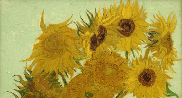 Van Gogh para colorear y pintar