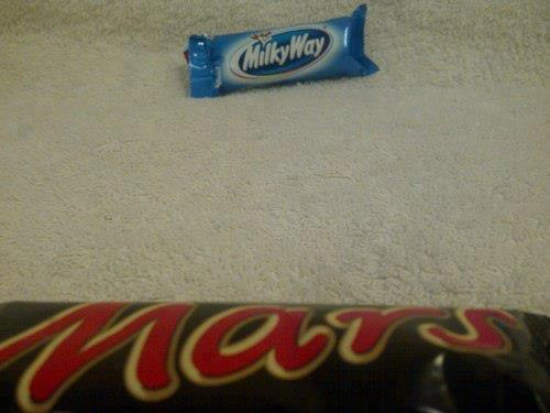An absolutely breathtaking view of the Milkyway as seen from Mars