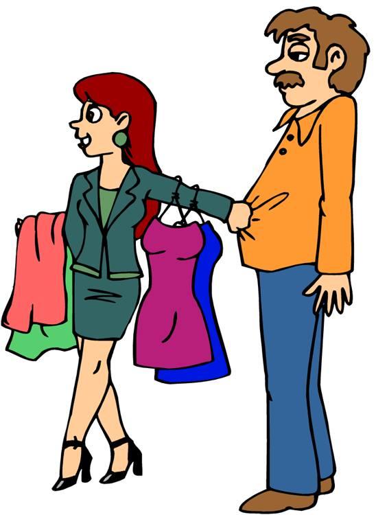 woman-dragging-man-shopping-mall
