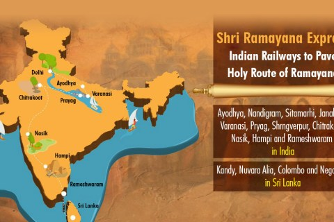 Indian Railways to Pave Holy Route of Ramayana From November