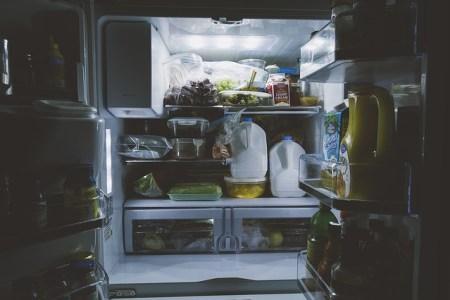 砂糖依存 冷蔵庫