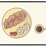 糖質制限の朝ごはん「献立アイデア1週間」イラストで紹介!&低糖質の朝食レシピ10種類