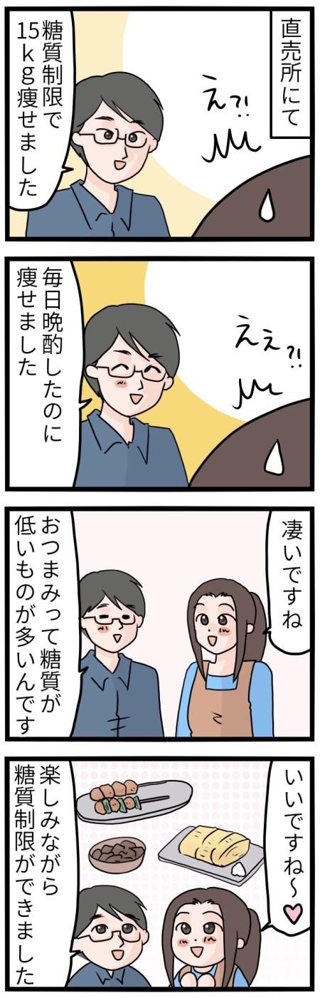 糖質制限 ダイエット 晩酌 お酒
