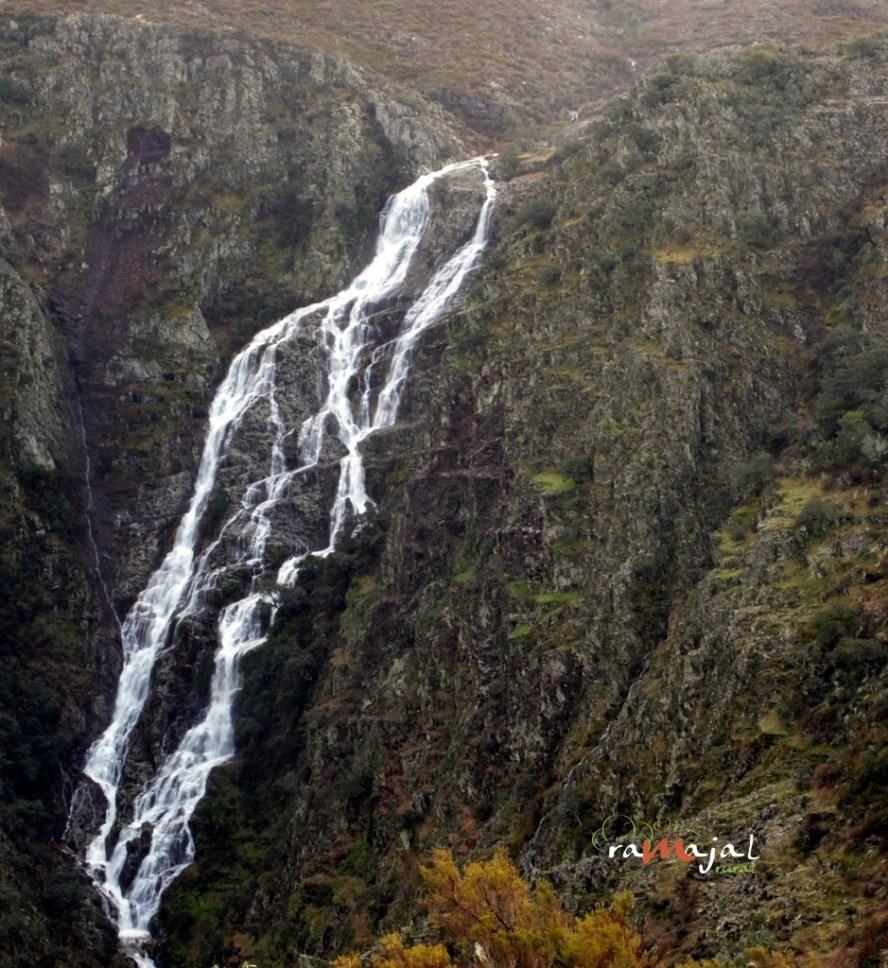 Cascada Chorro de los Ángeles