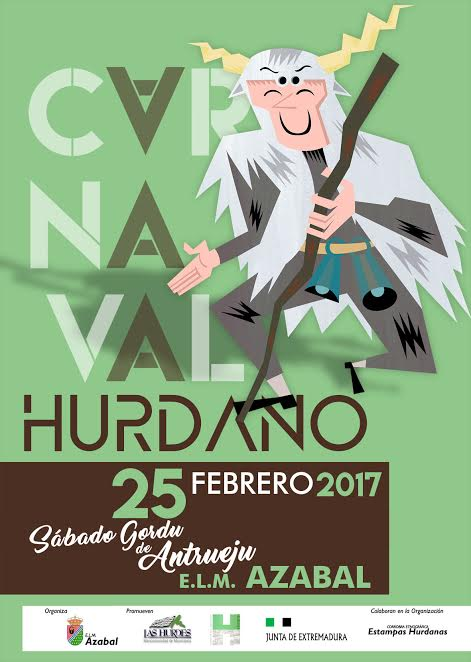 Carnaval Jurdanu 2017 Azabal