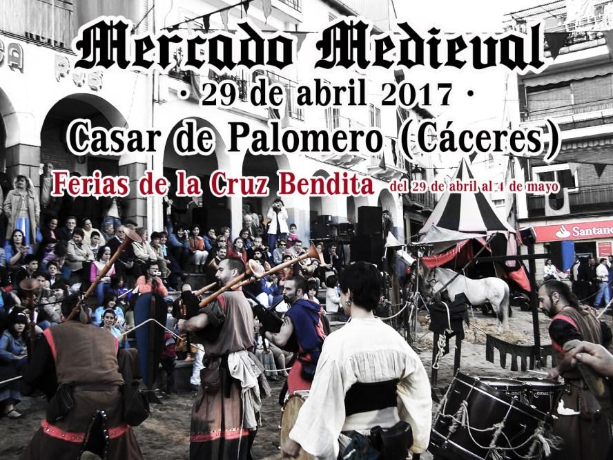 Mercado Medieval Hurdes 2017