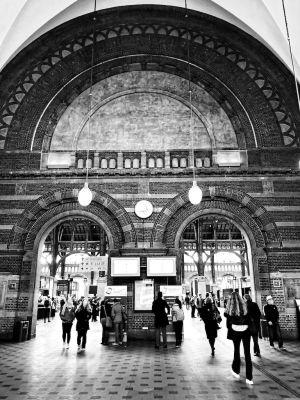 Eingang zum Hauptbahnhof