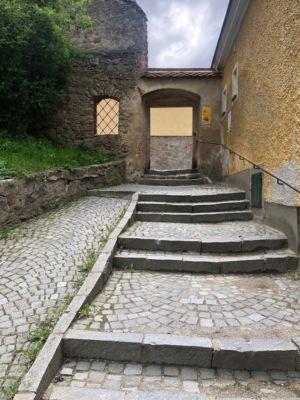 Letzte Stufen